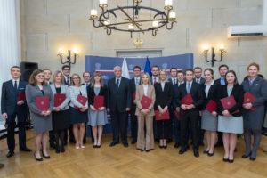 Nabór na aplikację dyplomatyczno-konsularną 2018