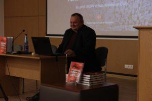 Spotkanie z ks. Waldemarem Cisło- 22 listopada 2017