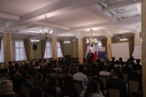 Lubelska Szkoła Dyplomacji- 2 grudnia 2017