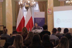 Lubelska Szkoła Dyplomacji- 3 grudnia 2017
