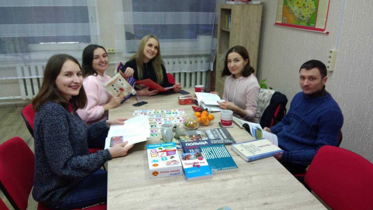 Podsumowanie zbiórki książek dla Polaków na Białorusi.