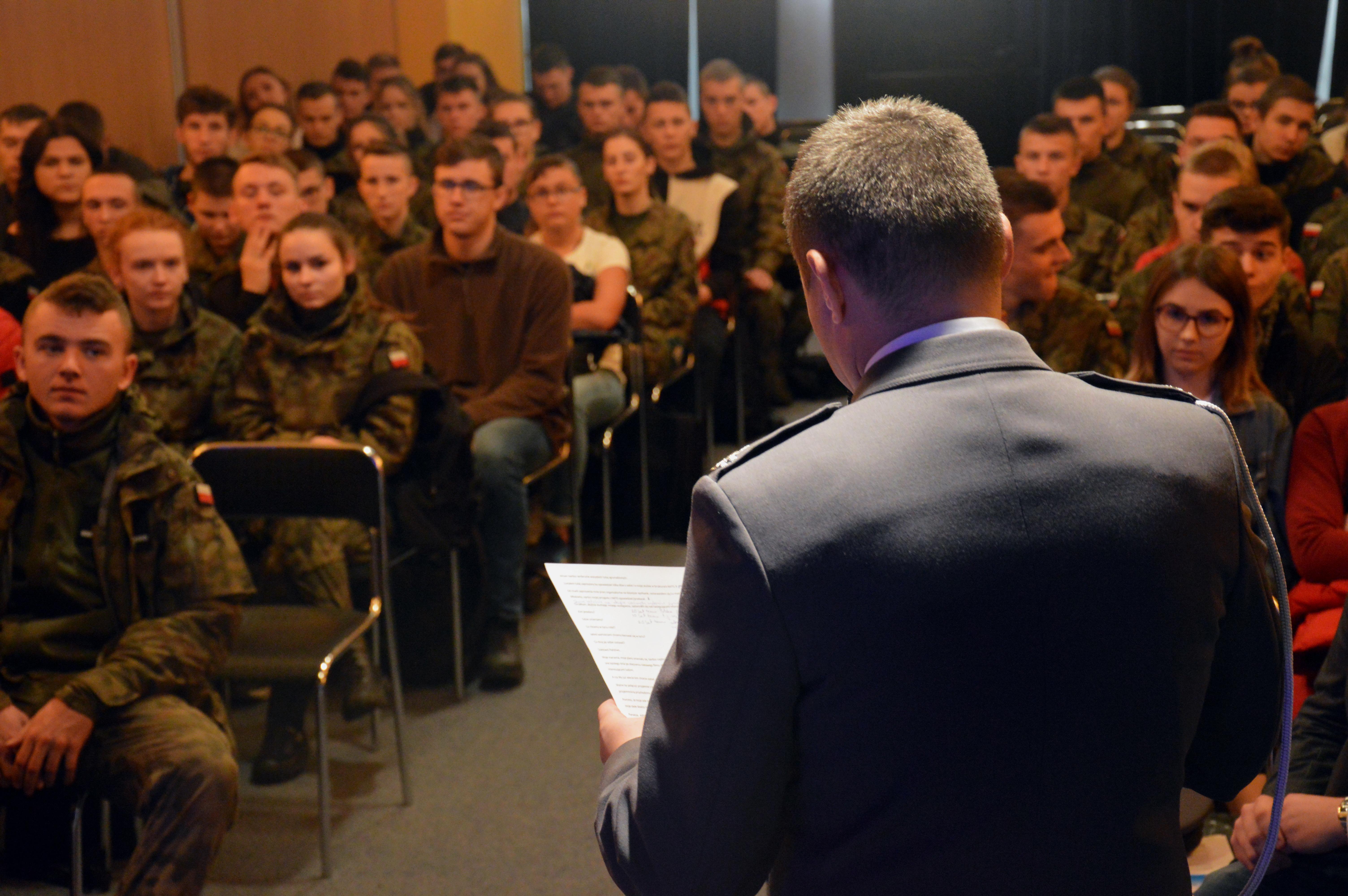 Konferencja z okazji 20-lecia Polski w NATO