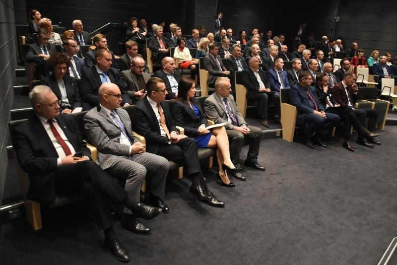 Perspektywy współpracy gospodarczej regionów Trójmorza