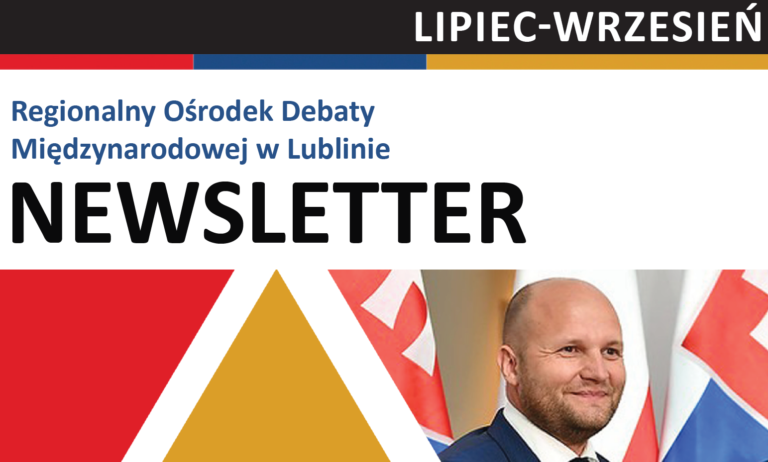 Newsletter RODM Lublin wrzesień – listopad 2020