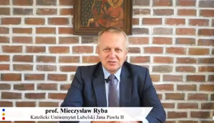 Prof. Mieczysław Ryba – Polska wobec przemian na Ukrainie i Białorusi