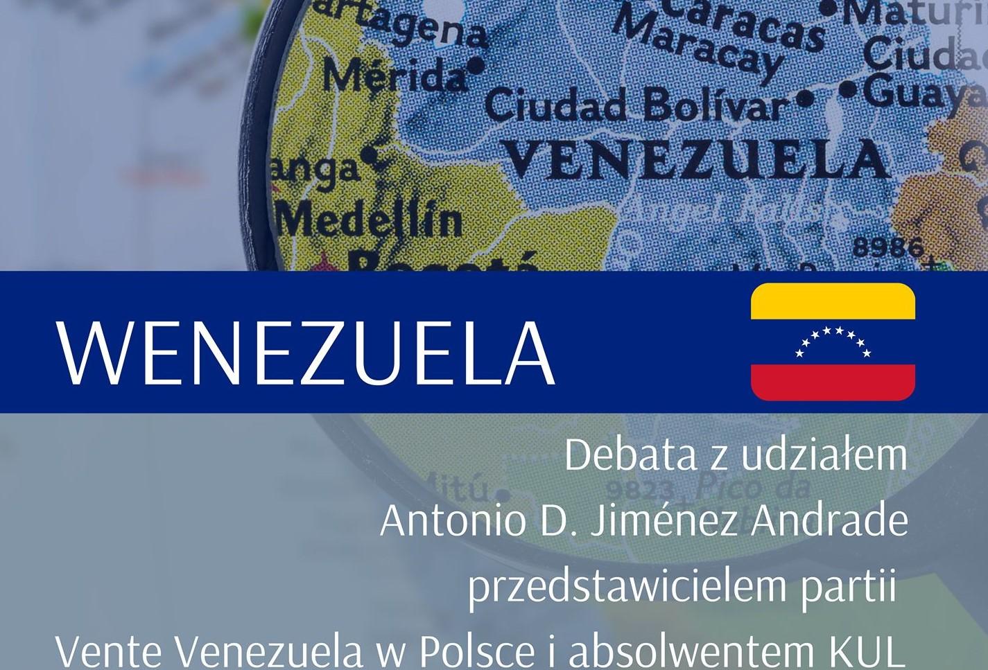 Sytuacja społeczna, gospodarcza i polityczna w Wenezueli | Antonio J. Andrade.