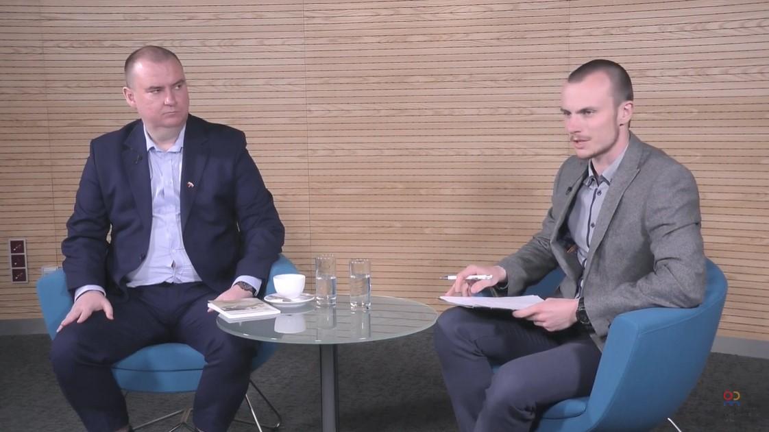 """Debata """"Wpływy rosyjskie w państwach Grupy Wyszehradzkiej"""""""