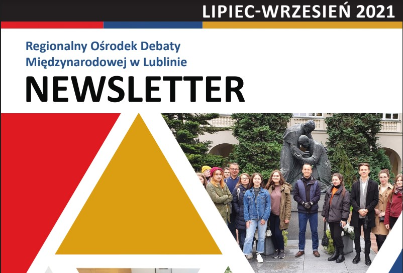 Newsletter RODM Lublin lipiec-wrzesień 2021